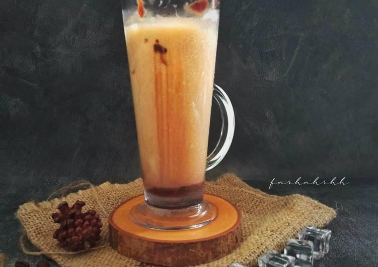 Milk Coffee Milo