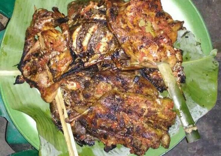 Ayam bakar sambal limo endesss