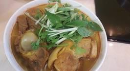 Hình ảnh món Bún Giò heo vị Đà Nẵng - Quảng Nam