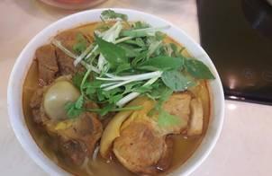 Bún Giò heo vị Đà Nẵng - Quảng Nam