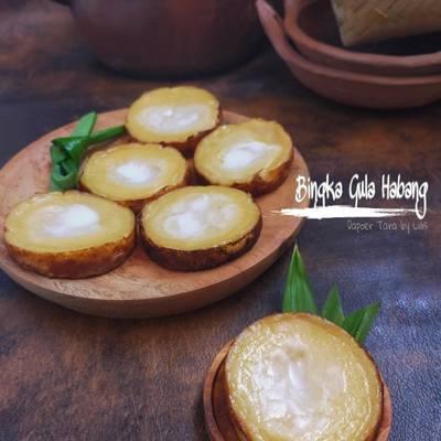 Resep Bingka Gula Habang Oleh Lilis Dapoertara Cookpad