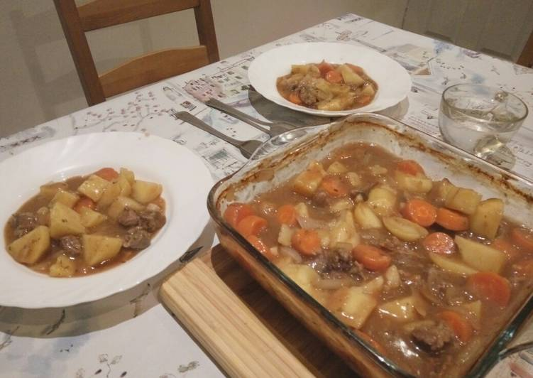 Easiest Way to Prepare Delicious Beef Casserole