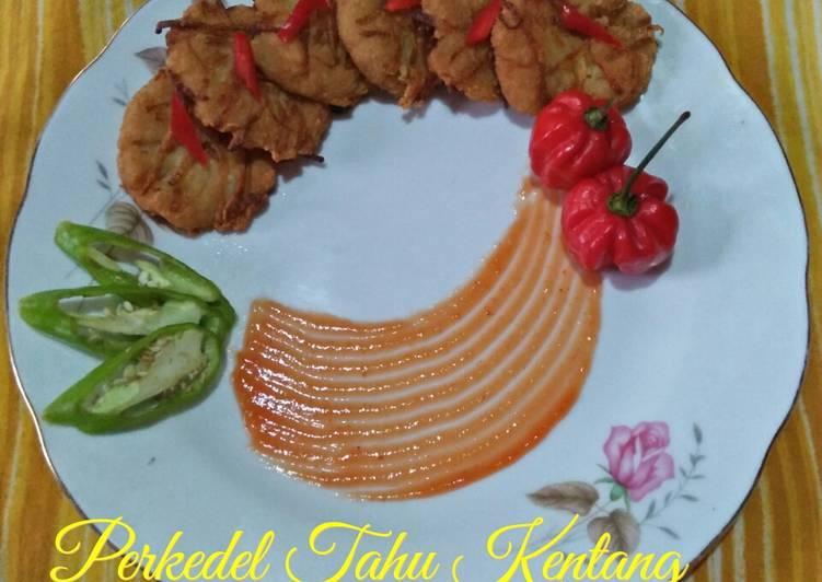 Perkedel Tahu Kentang - cookandrecipe.com