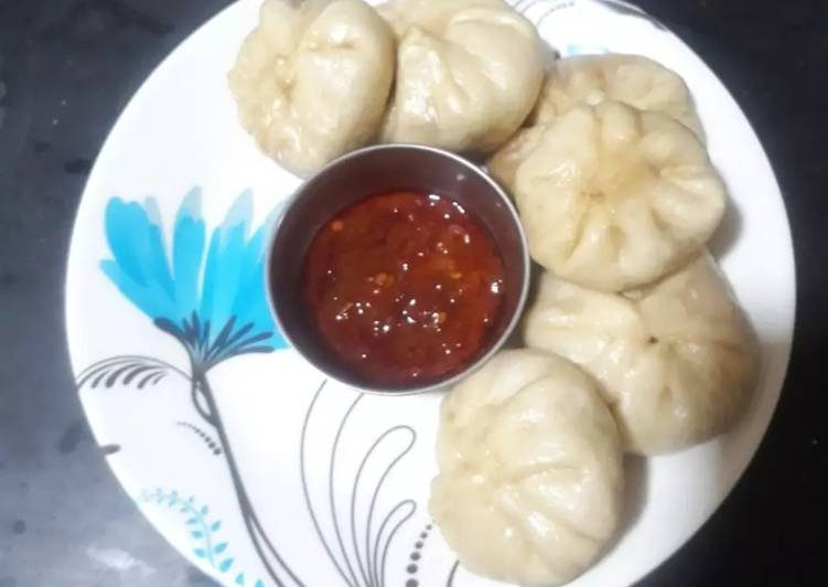 Step-by-Step Guide to Prepare Homemade Momos