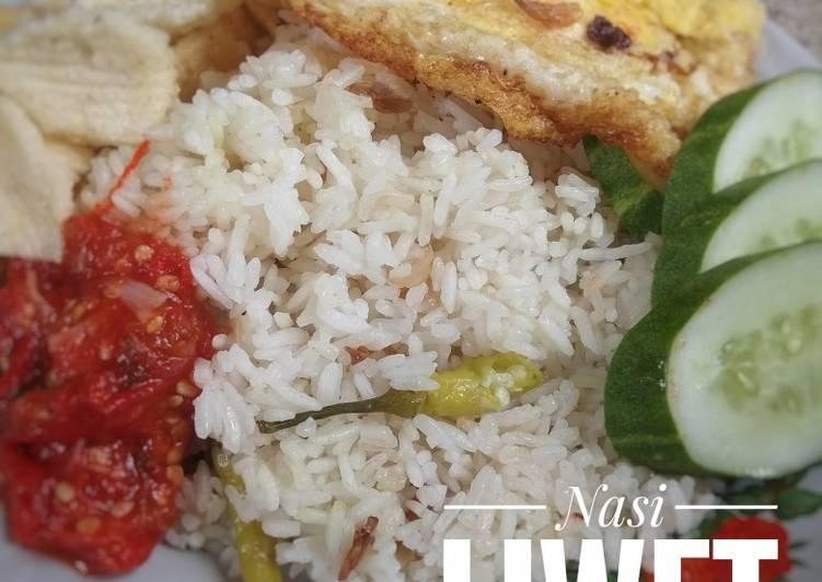 Nasi Liwet Magic Com Sederhana #week2 - cookandrecipe.com