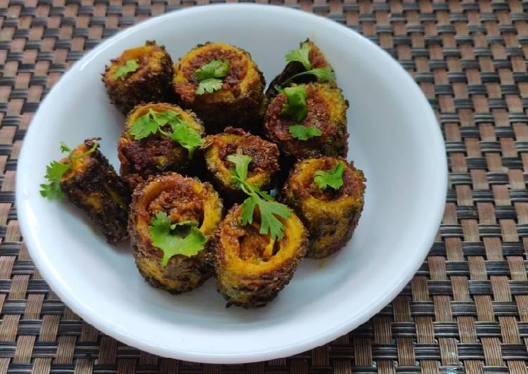 15 Minute Recipe of Quick Paneer Karela