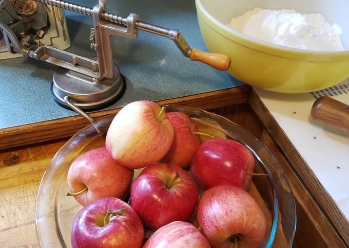 Recipe: Delicious DUTCH APPLE PIE – Deep Dish