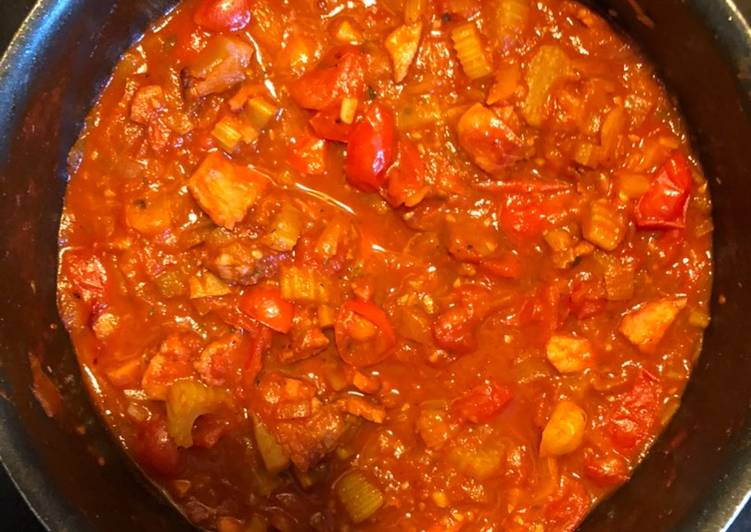 Step-by-Step Guide to Make Award-winning Bad Day Salvage Pasta Sauce