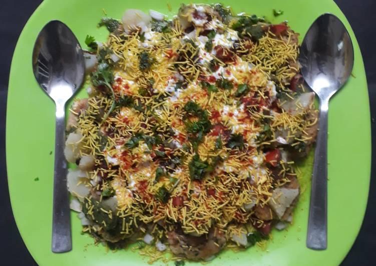 70+ Dinner Easy Favorite Rice tikki chaat