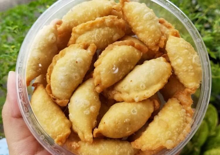 Resep Appetizing Pastel Mini Abon Sapi