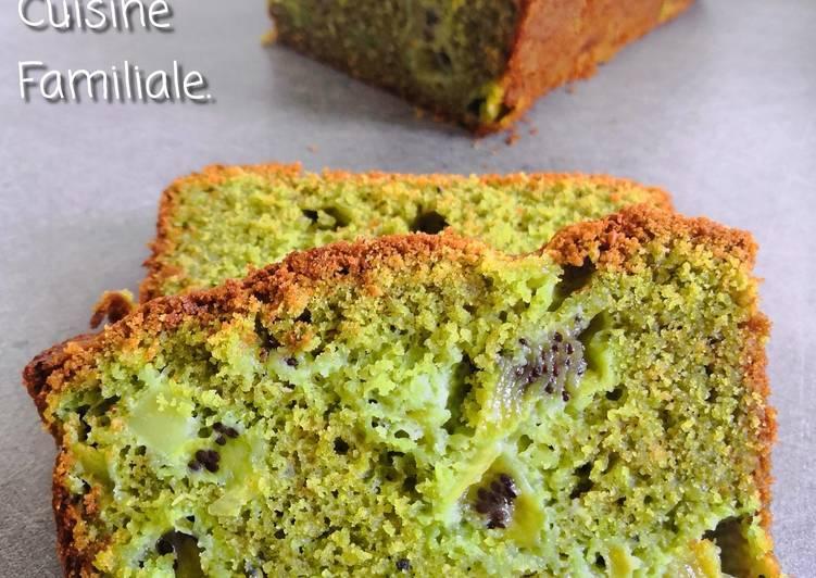 Cake aux kiwis