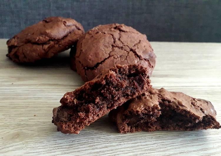 Recette Des Cookie tout chocolat