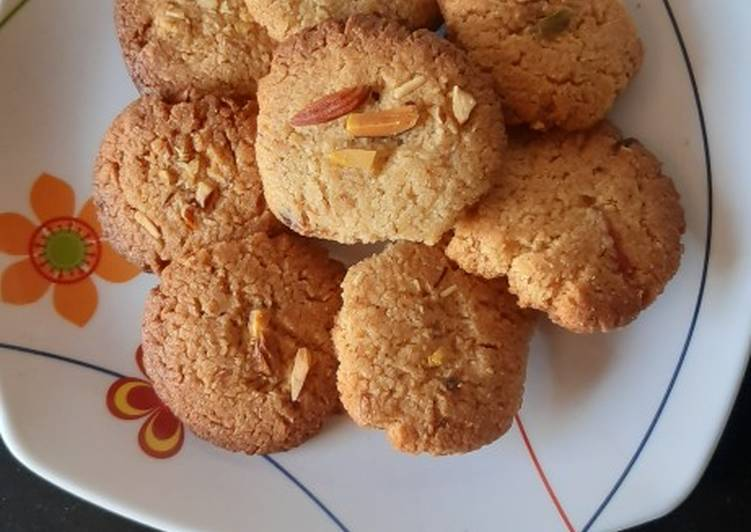 How to Make Perfect Healthy biscuits (cookies)