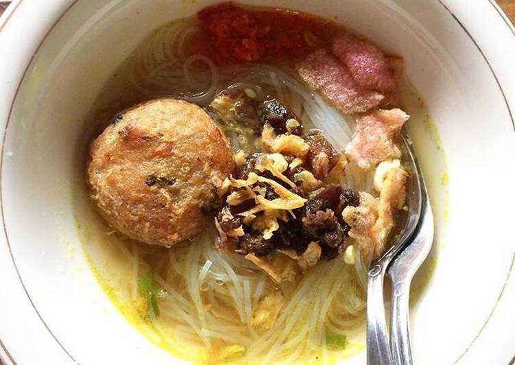 Soto Padang ala Mommycha