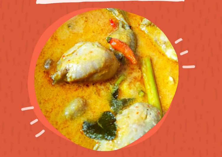 44. Opor Ayam