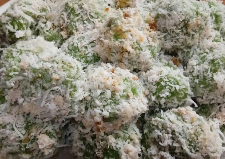 Resep Klepon gula Jawa