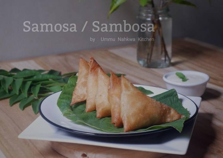 Sambosa / Samosa Tofu