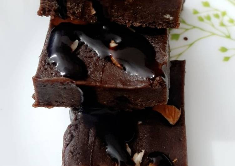 Recipe of Speedy Fudgy Brownies