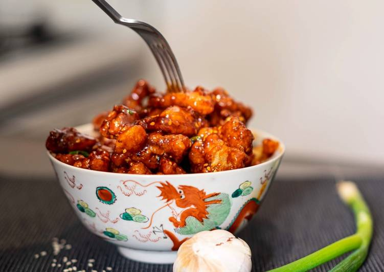 Recipe: Tasty Korean Popcorn Fried Chicken