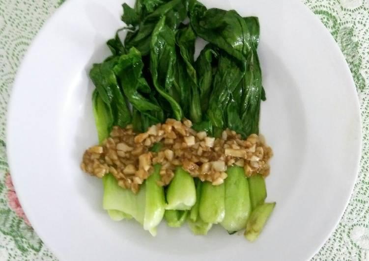 Pakcoy Garlic