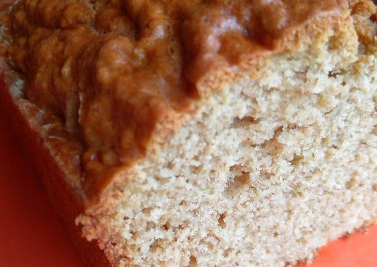 Steps to Prepare Perfect Banana nut bread