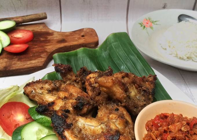 Ayam Bakar Klaten & Sambal