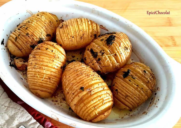 recette Pommes de terre a la suedoise Le plus simple