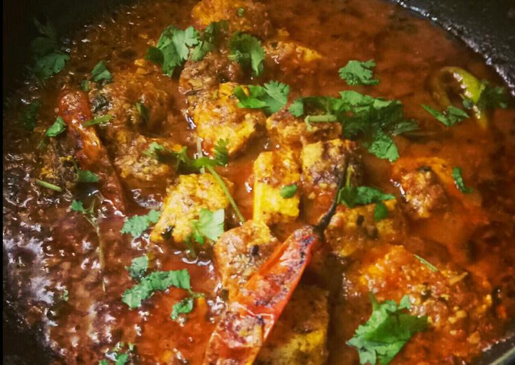 Easiest Way to Prepare Favorite Dhaba Style Paneer Masala