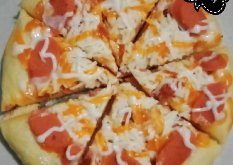 Pizza Teflon enakk