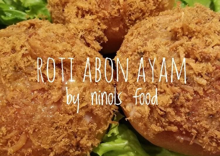 Roti Abon Ayam