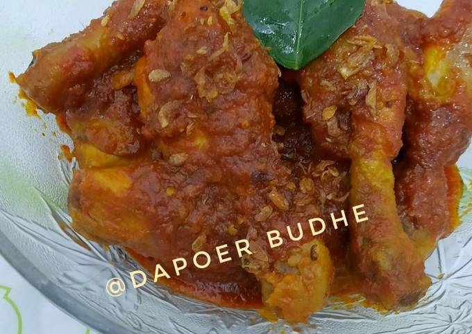 223. Ayam Balado Dapoer Budhe