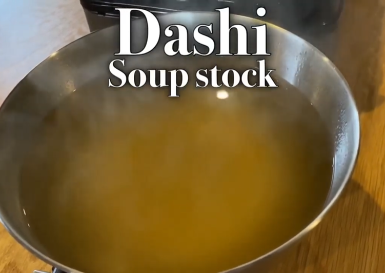 Dashi -All-purpose Japanese Soup Stock-, Choosing Fast Food That's Very good For You