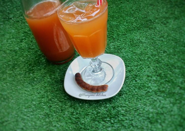 Recipe of Quick ARDEB(tamarind drink)