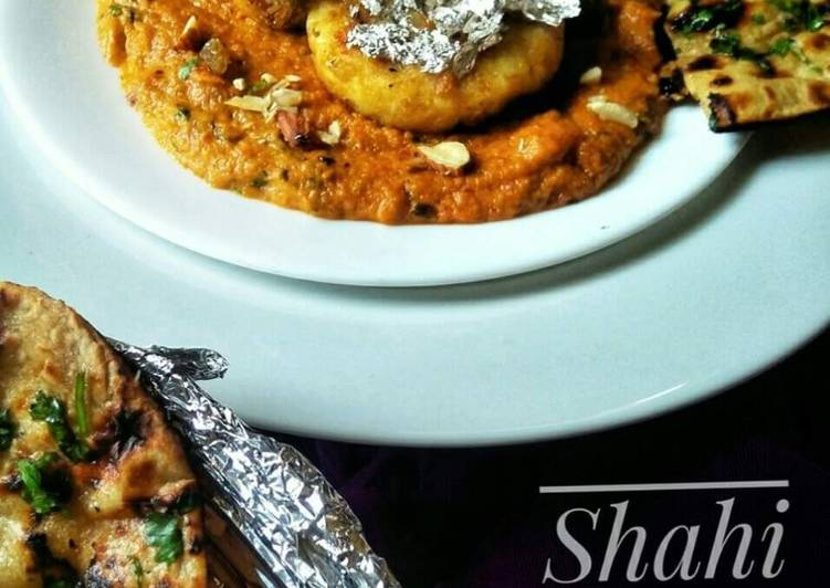 Knowing These 10 Secrets Will Make Your Shahi aloo kofta curry