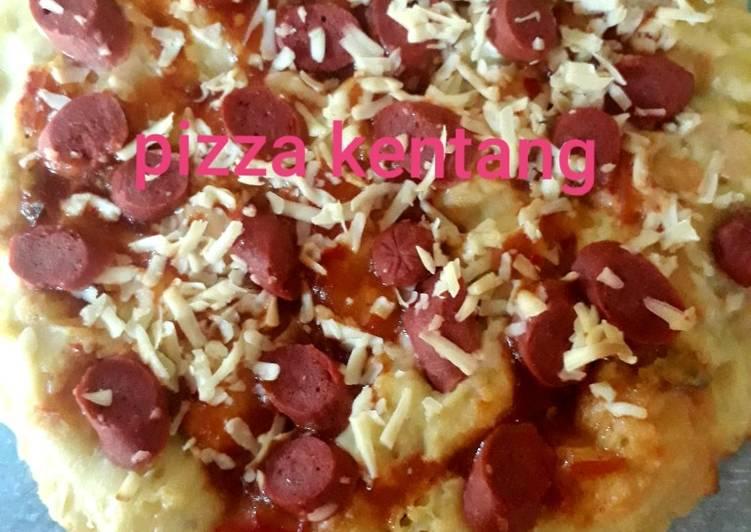 Pizza kentang