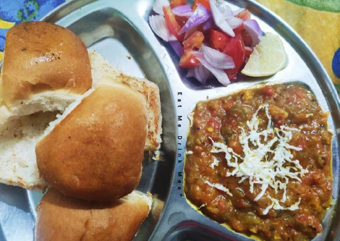 Steps to Prepare Gordon Ramsay Pav Bhaji