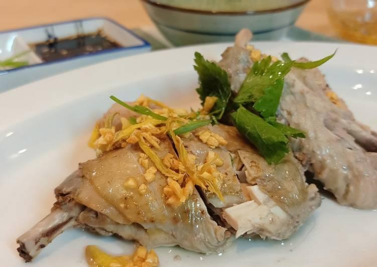 Ayam Presto Jahe