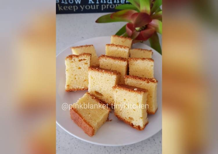 Easiest Way to Make Perfect Mrs. Ng SK Butter Cake