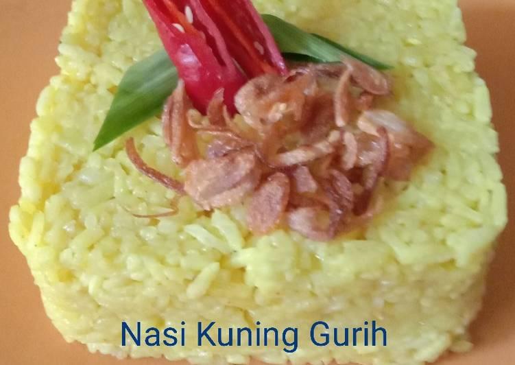 11 Resep: Nasi Kuning yang Bisa Manjain Lidah