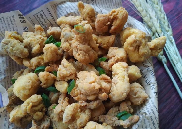 Ayam Popcorn