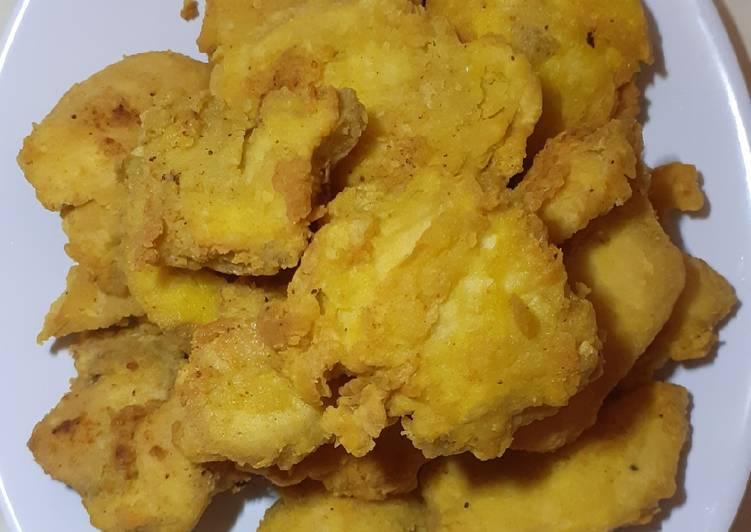 Ayam Fillet Tepung