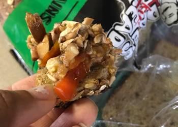 How to Cook Appetizing Salt Free Raw Vegan Mushroom Tapenade