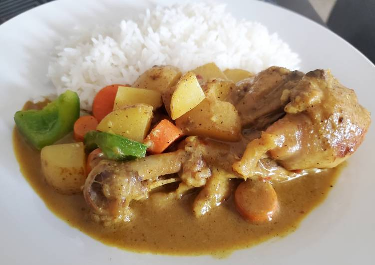 Easiest Way to Prepare Award-winning Chicken Curry