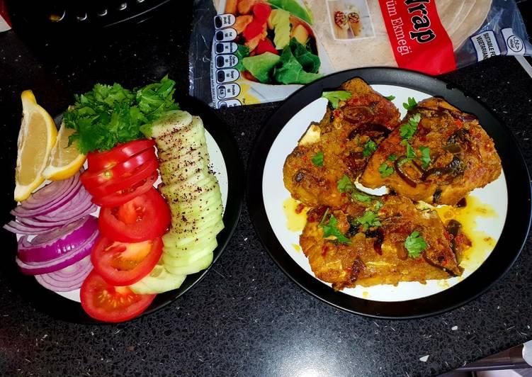 Recipe of Most Popular Masala fish 👌🐠