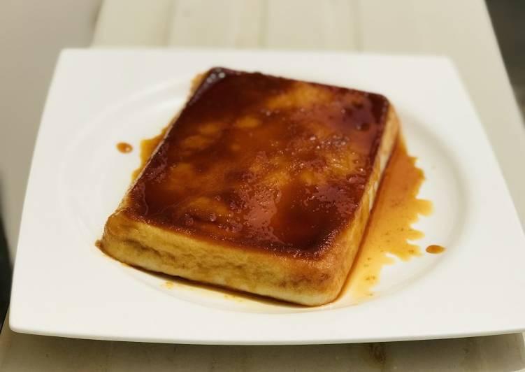 How to Prepare Award-winning Caramel bread pudding