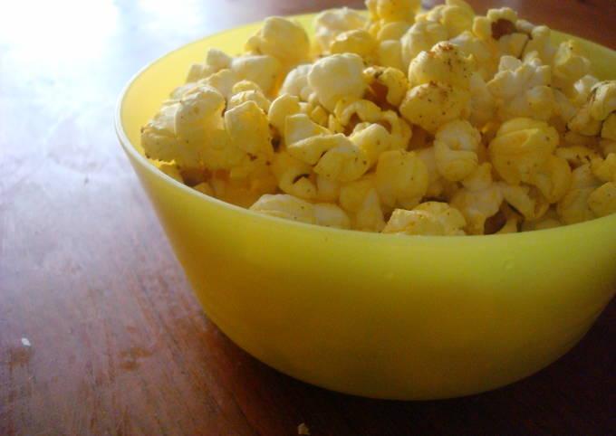 Popcorn Crusted Chicken