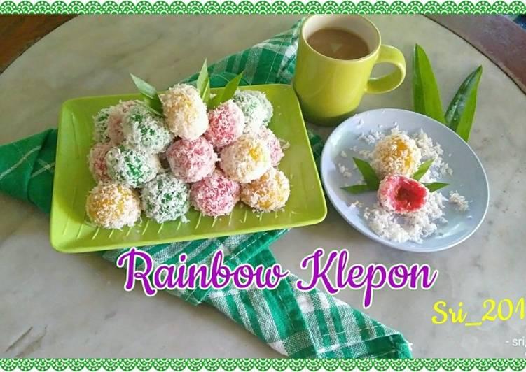 Rainbow Klepon