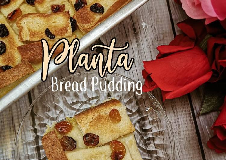 Planta Bread Pudding - velavinkabakery.com