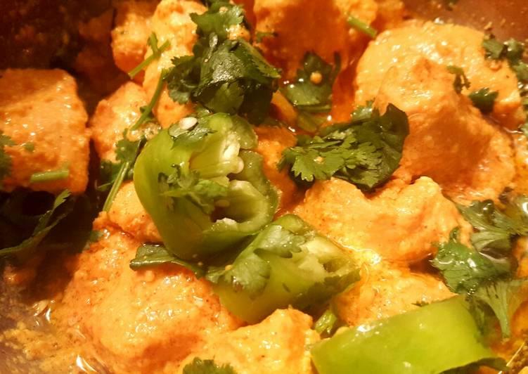 Chicken Tikka Masala Curry 😍