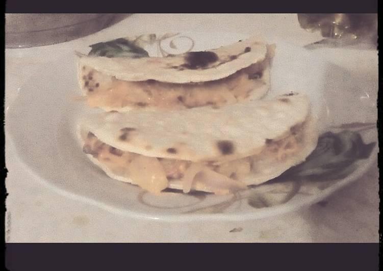 Tacos, quesadillas, burritos, fáciles sin gluten